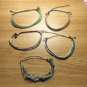 Pura Vida Bracelets - Various Colors available!